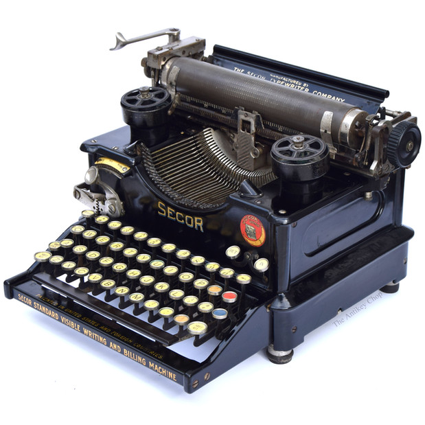 Secor Typewriter