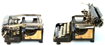 Gold Corona Special No.3 Folding Typewriter