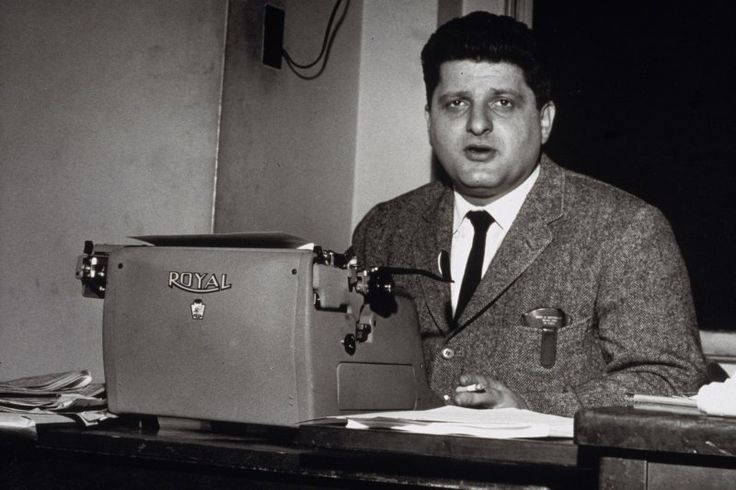 "Playwright ""Paddy"" Chayefsky"