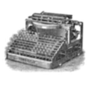 Dennis Duplex Typewriter