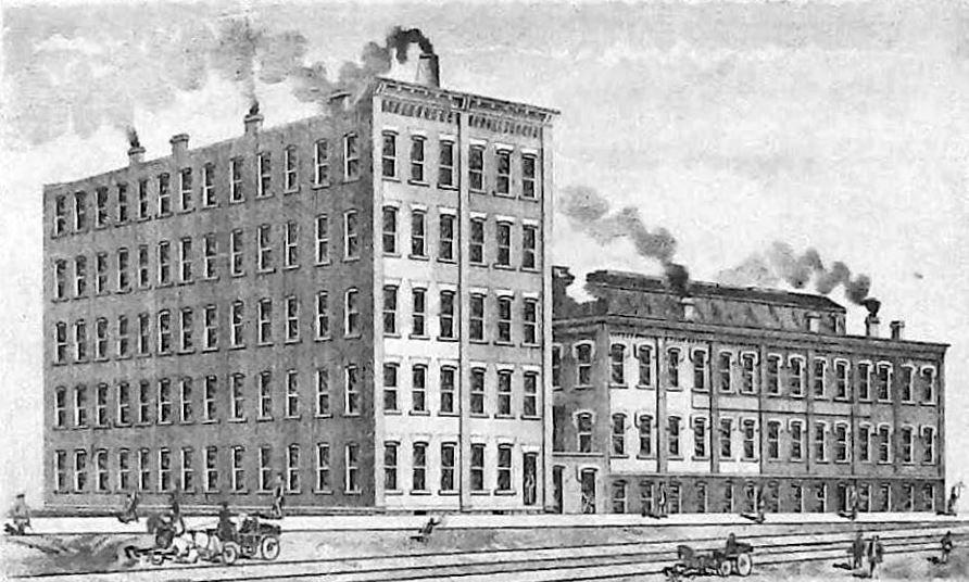 Smith-Premier Typewriter Works Factory