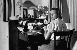 Author Dame Daphne du Maurier