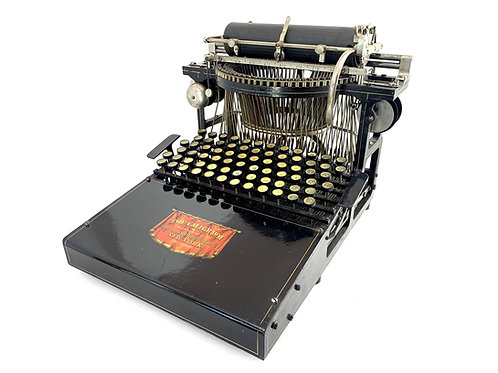Excellent ca.1885 Caligraph No.2 Typewriter Antique