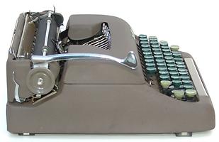 Smith Corona 5-Series Typewriter