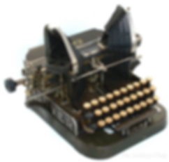 Oliver No.2 Typewriter
