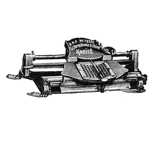 Kneist Typewriter