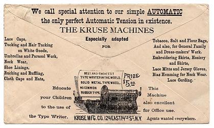Kruse Typewriter