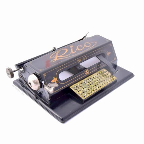 Rico Typewriter