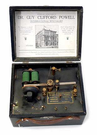 Dr Guy Clifford Powell Electro Vibratory Apparatus