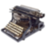 Densmore No.1 Typewriter