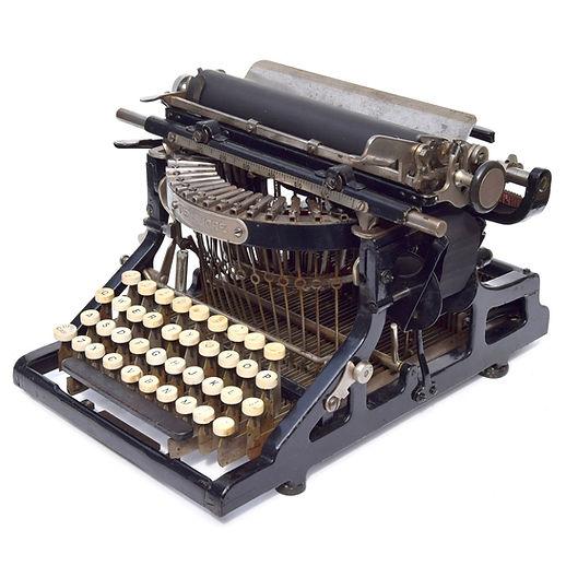 Densmore No.1 Typewriter