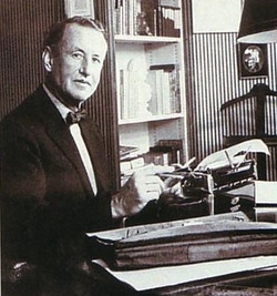 Author Sir Ian Lancaster Fleming