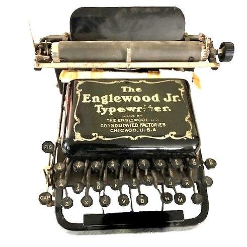 The Englewood Jr. Typewriter
