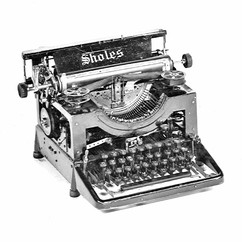 Sholes Typewriter