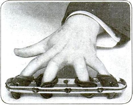 Antique Finger Stretcher