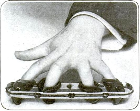 Antique Finger Stretcher