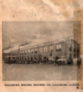 Galesburg Writing Machine Company