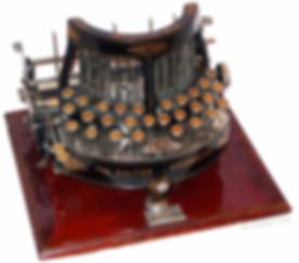 Salter Standard No.5 Typewriter