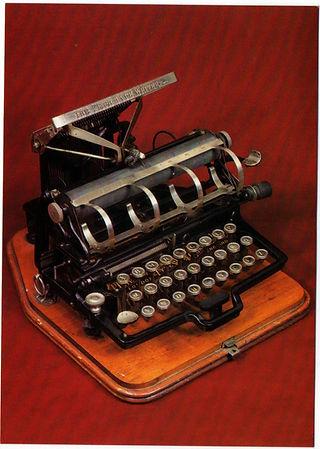 Fitch Typewriter