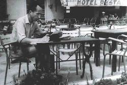 French Noir Fiction Writer André Hél