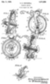 Wetherill Typen Typewriter Patent