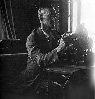 Poet Hermann Hesse