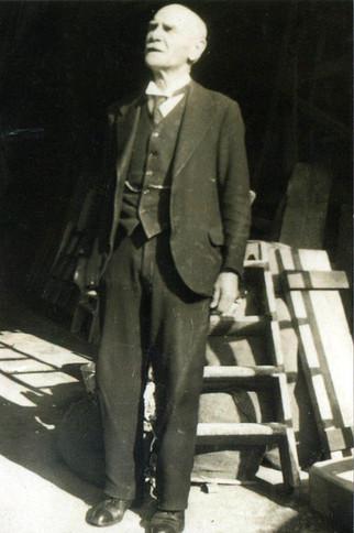 Master Builder Albert Jelley (1868 - 1943)