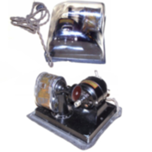 Boston Polar Club Pencil Sharpener