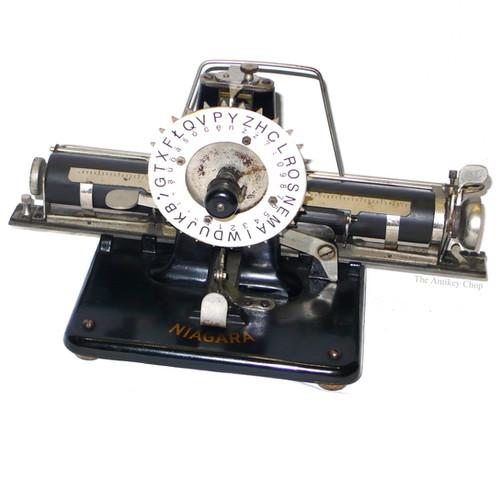 Niagara Typewriter