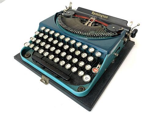 1933 Butler Brothers Typewriter w/ Case