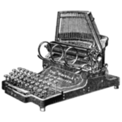 The Waverley Typewriter