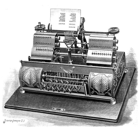 Dudley Typewriting and Adding Machine