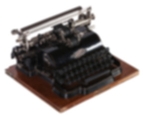 Munson No.2 Typewriter