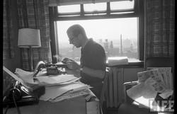 Journalist Alfred Alistair Cooke