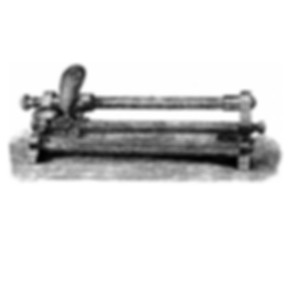 Pervenko Typewriter for the Blind