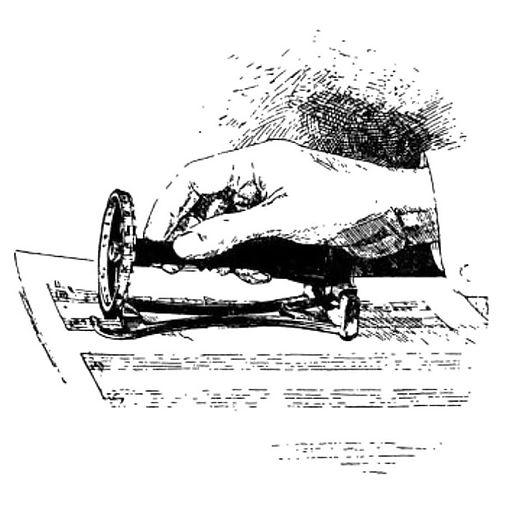 Columbia Music Typewriter