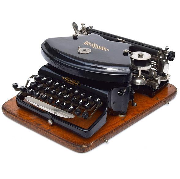 Wellington Typewriter