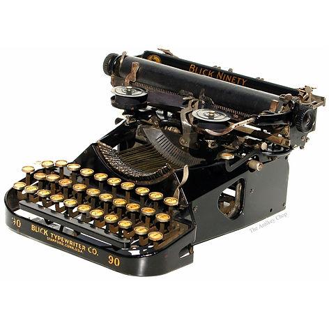 Blick Ninety Typewriter