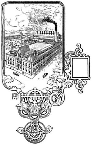 Postal Typewriter Factory
