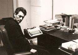 Author Paul Auster