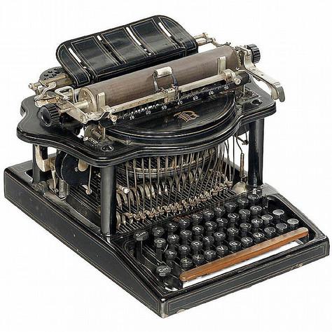 Barret Typewriter