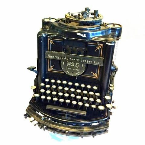 Nickerson Typewriter