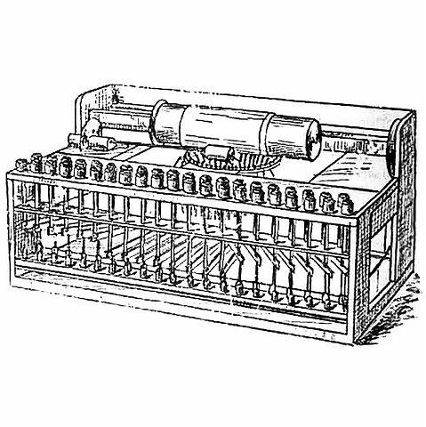 House Typewriter