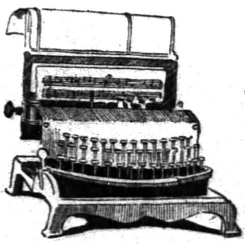 Walton Music Typewriter