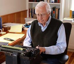 Historian David McCollough