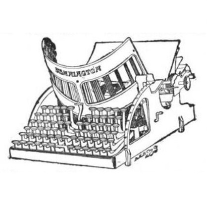 Bennington Typewriter