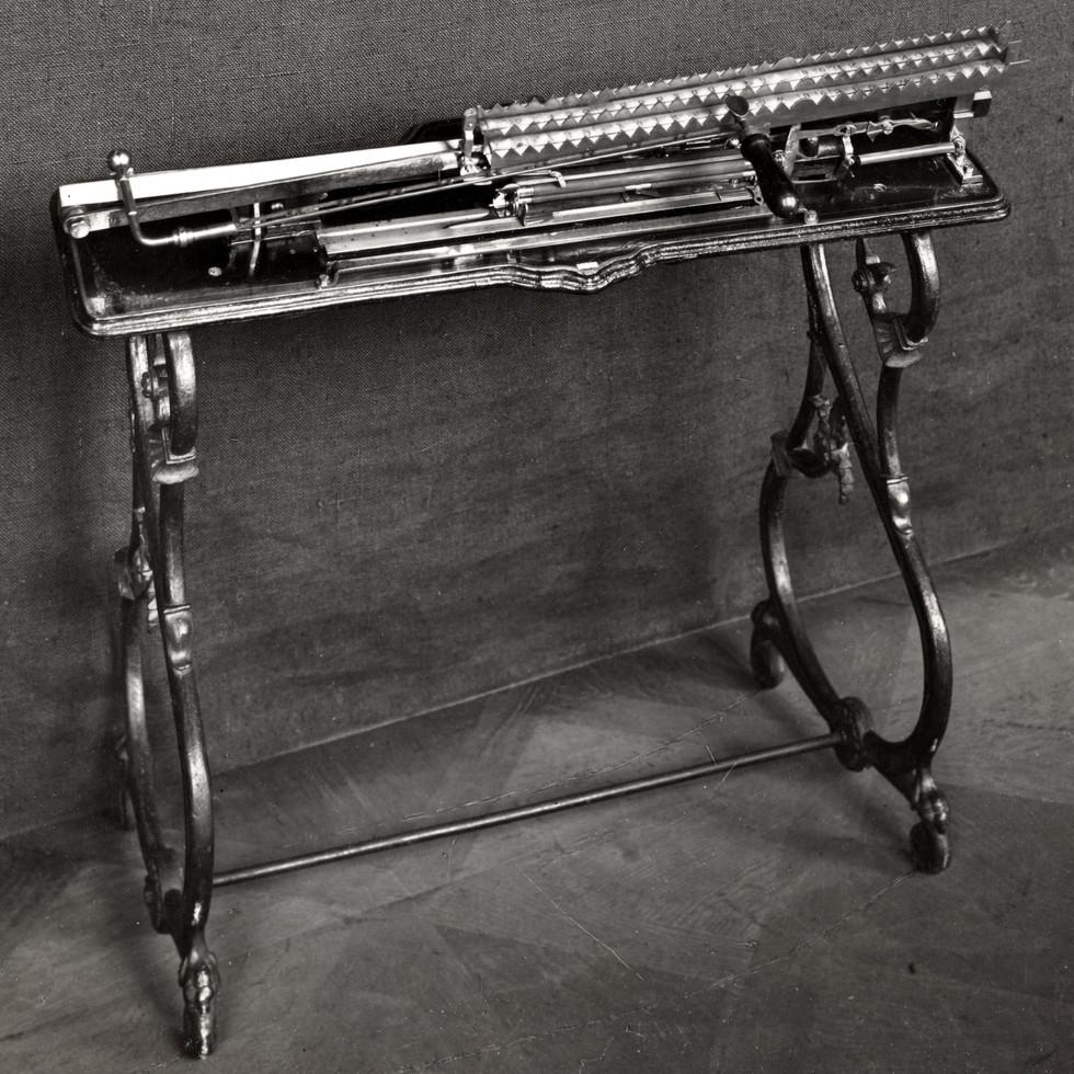 Westfalia Typewriter
