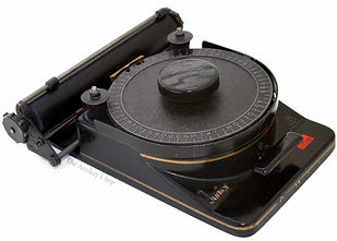 Junior Toy Index Typewriter