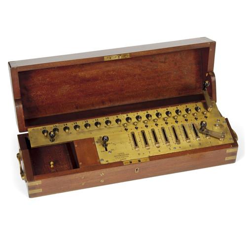Tate's Arithmometer