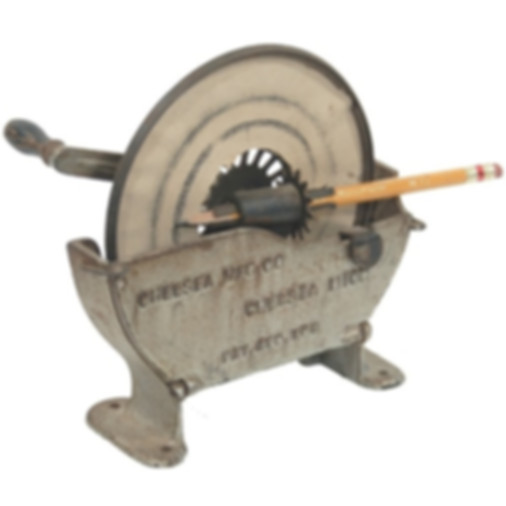 Chelsea Pencil Sharpener